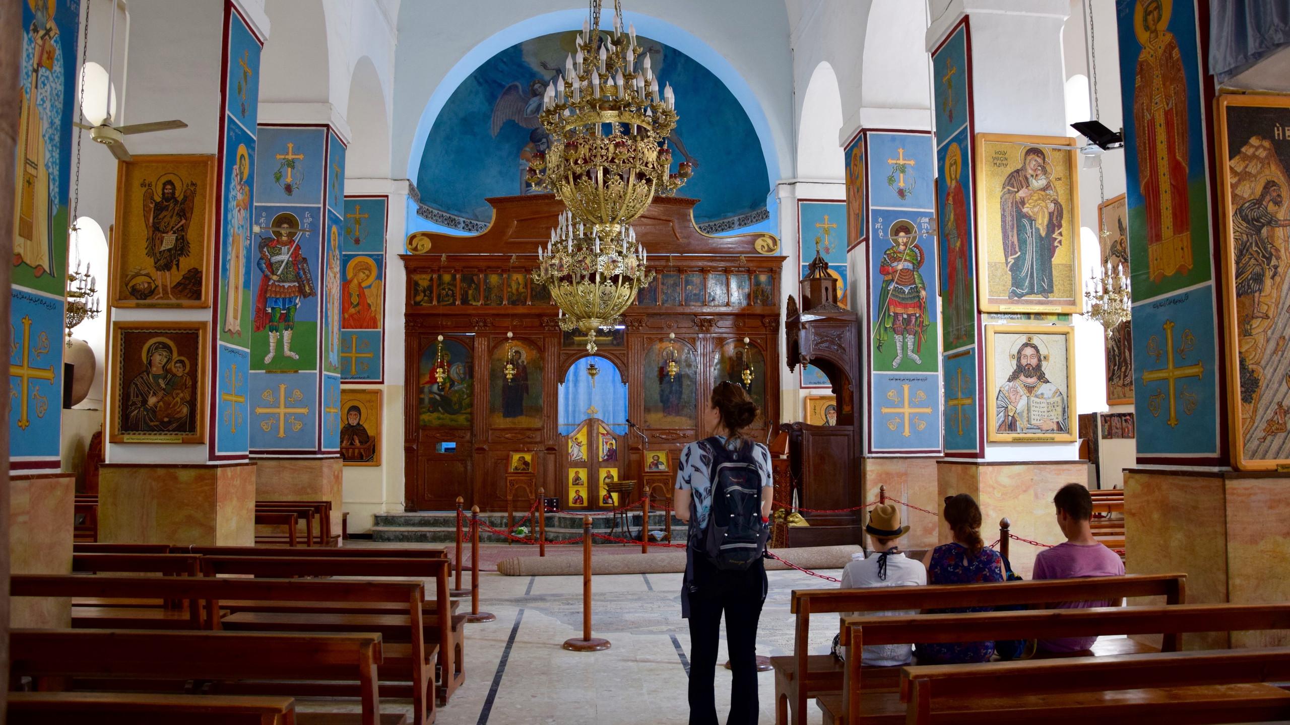 St. George's Church Madaba