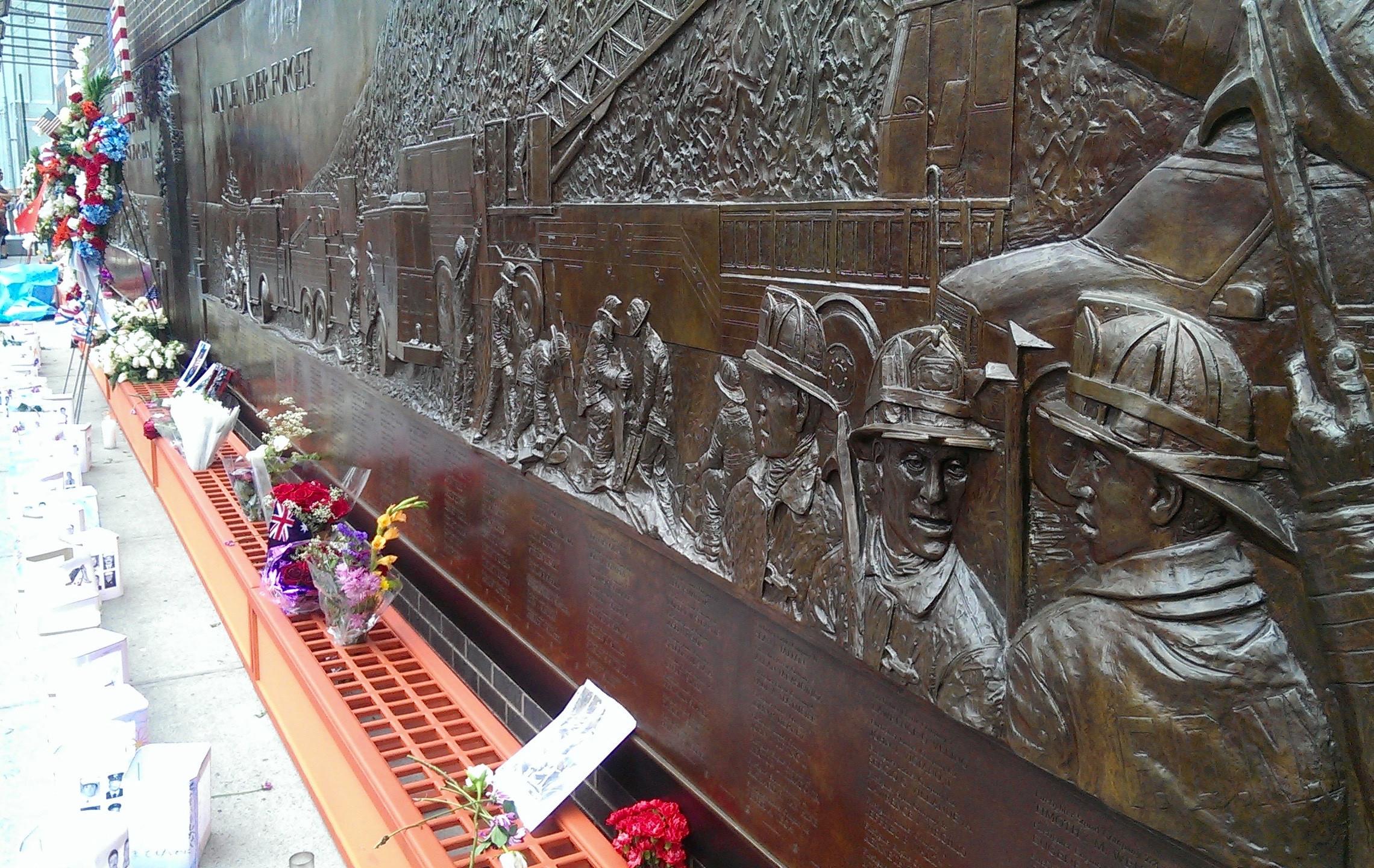 New York City 9/11 Memorial