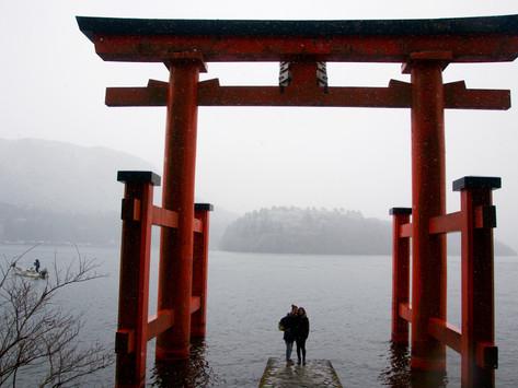 Hakone, Japans' vulkanisch natuurschoon