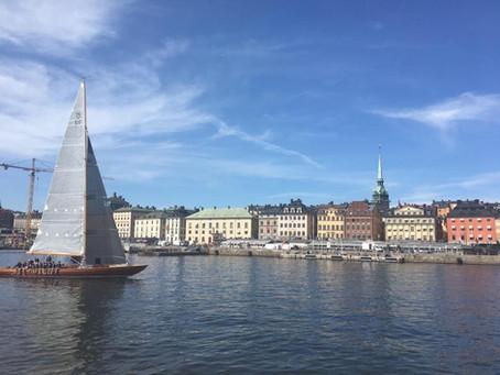 Scandinavië, een rondreis met het OV: deel drie van onze reis in Stockholm