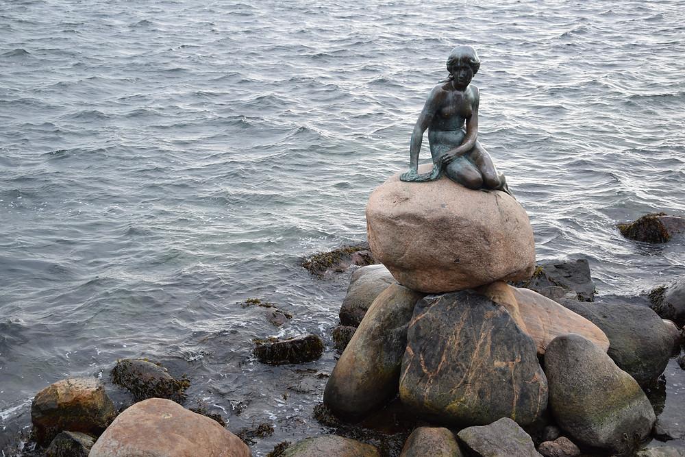 Kopenhagen Den Lille Havfrue