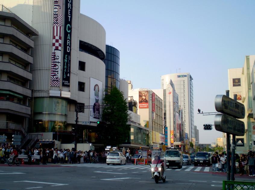 Tokyo Harajuku Omotesando