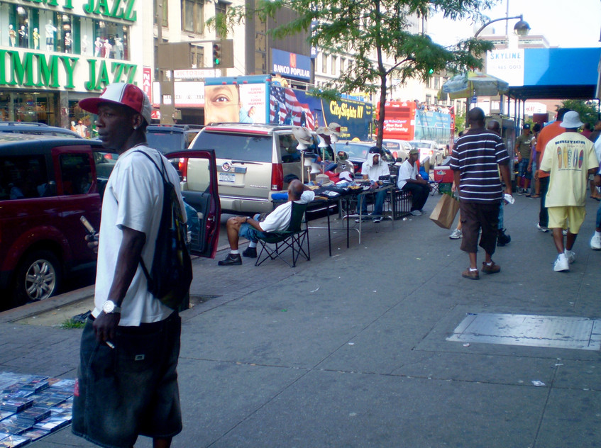 New York City Harlem