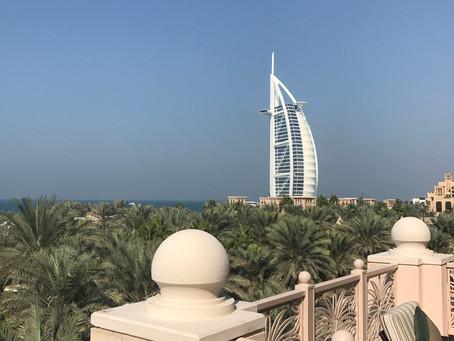 Dubai, een verrassing middenin de woestijn