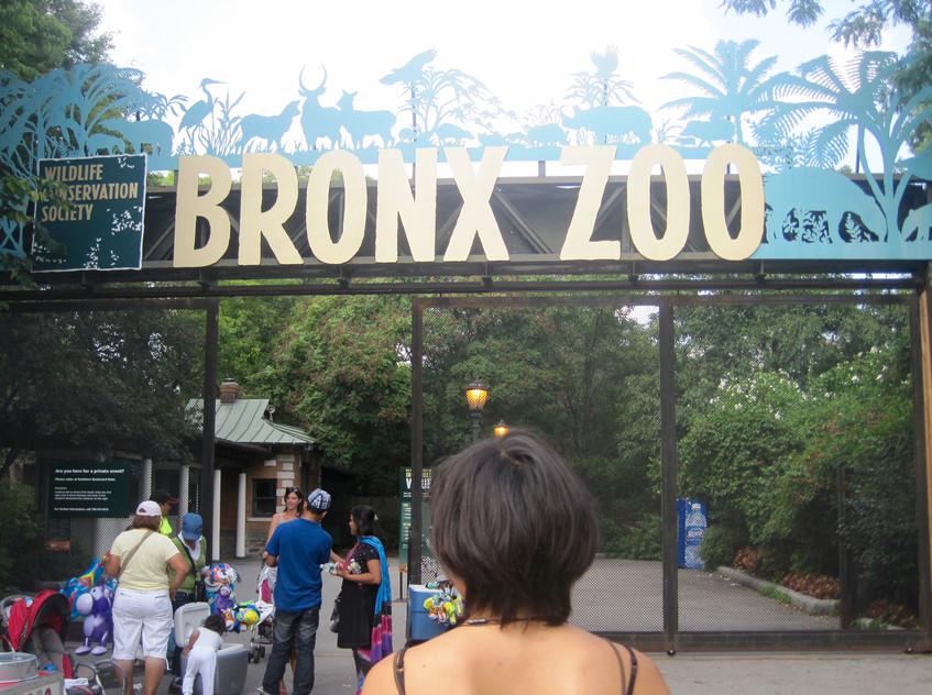 New York City Bronx Zoo