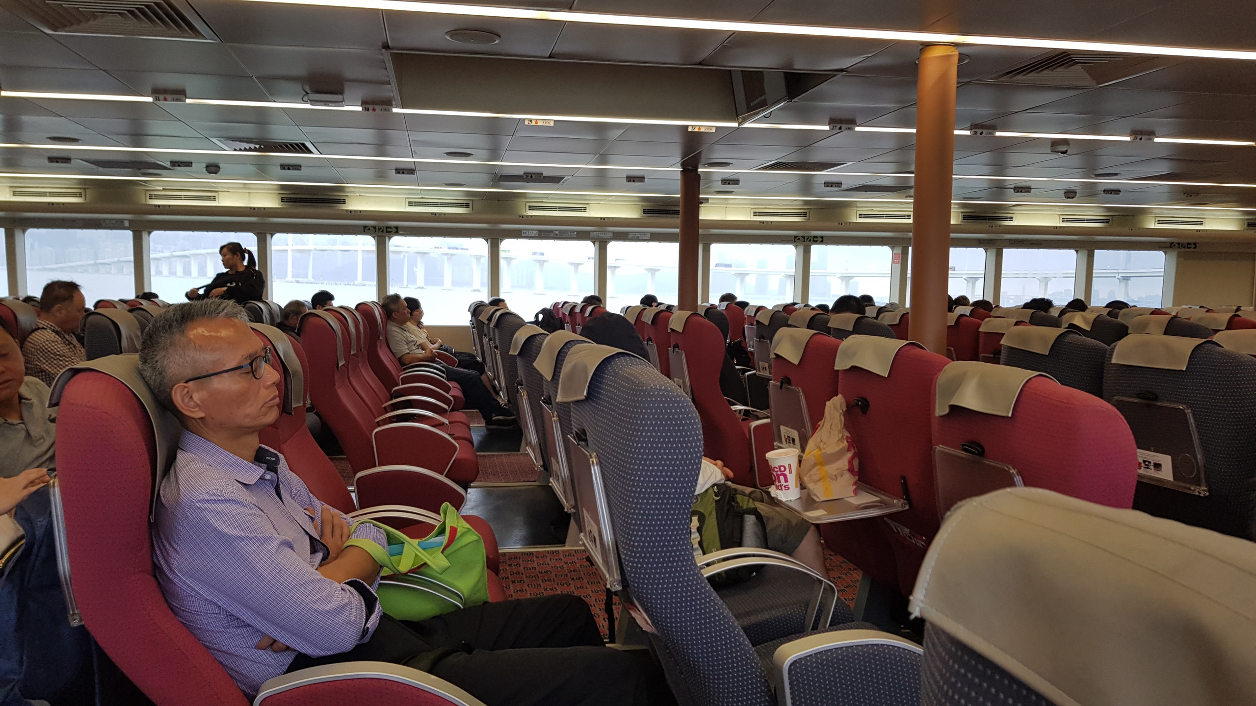 Ferry Hong Kong-Macau