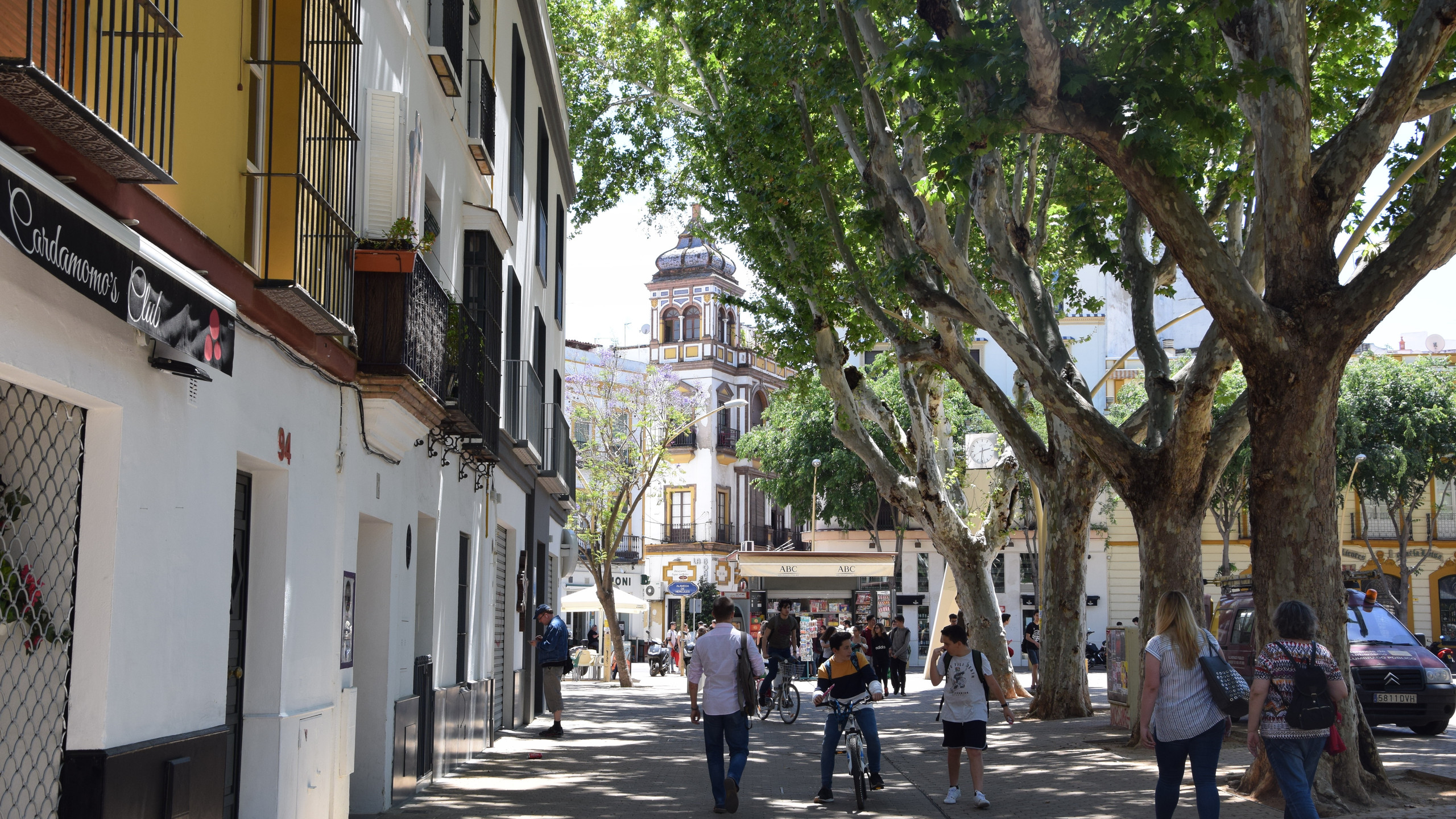 Sevilla Andalusië