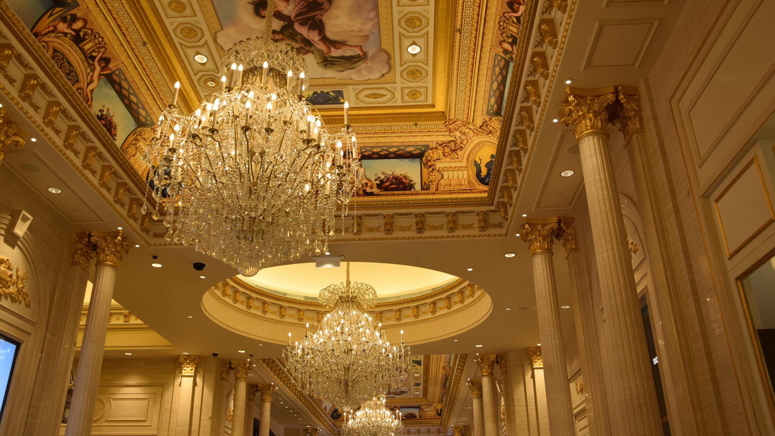 Macau The Parisian