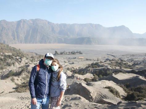 Bromo Tengger Semeru National Park, de bekendste vulkaan van Indonesië