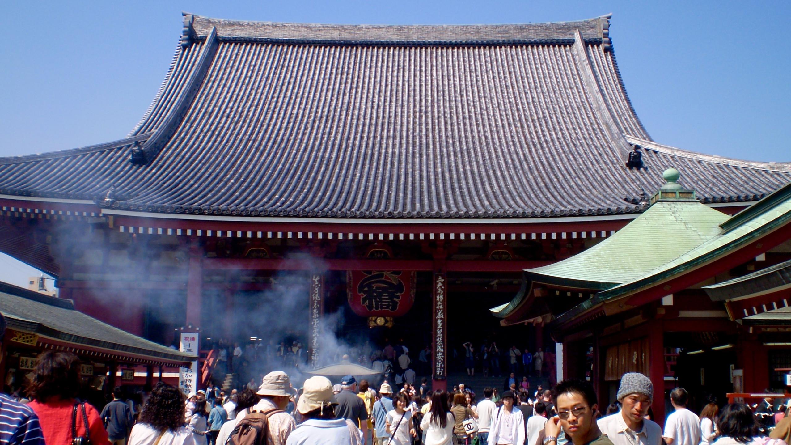 Tokyo Tokio Senso-ji
