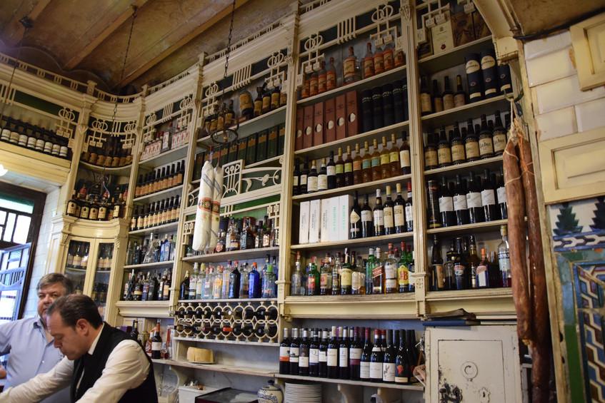 Sevilla El Rinconcillo
