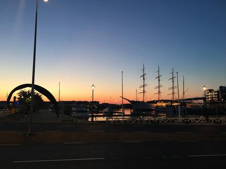 Scandinavië, een rondreis met het OV: deel twee van onze reis in Göteborg