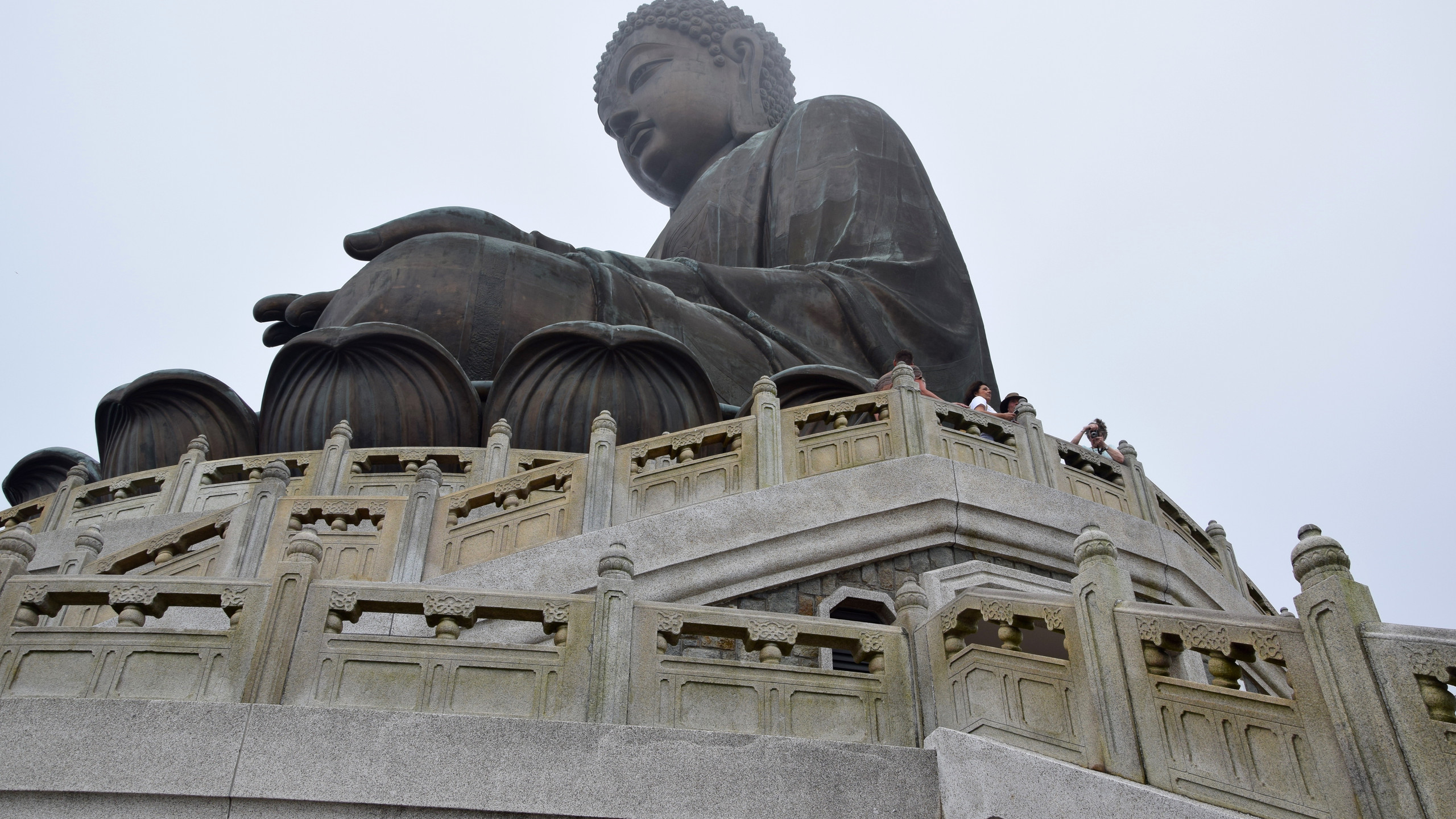 Hong Kong Tian Tan Big Buddha