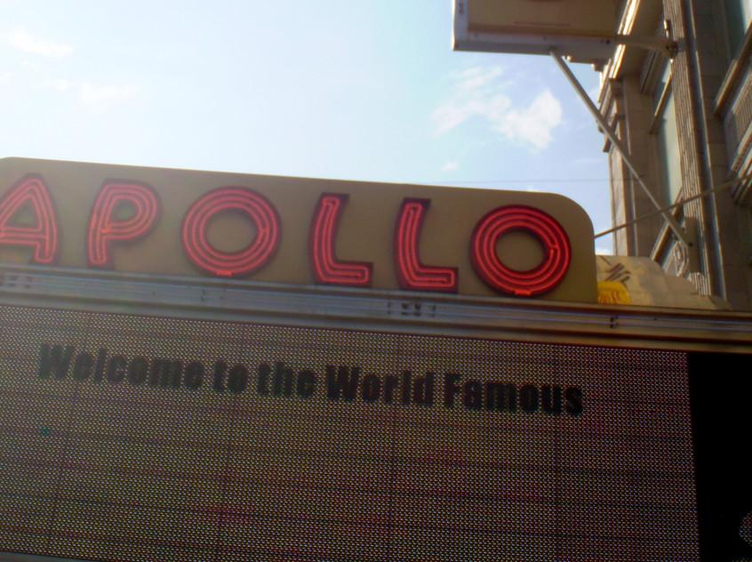 New York City Harlem Apollo