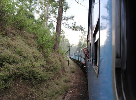 Midden en centraal Sri Lanka