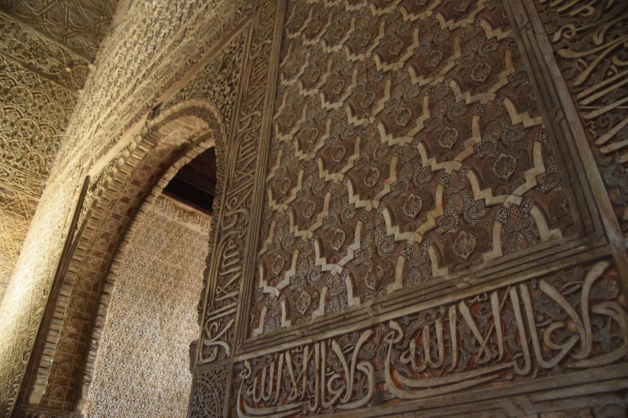 Granada Alhambra Andalusië