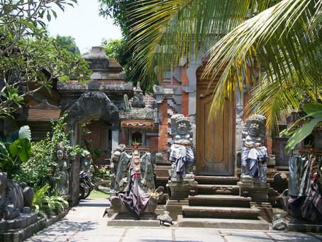 Ubud, de hotspot van Bali