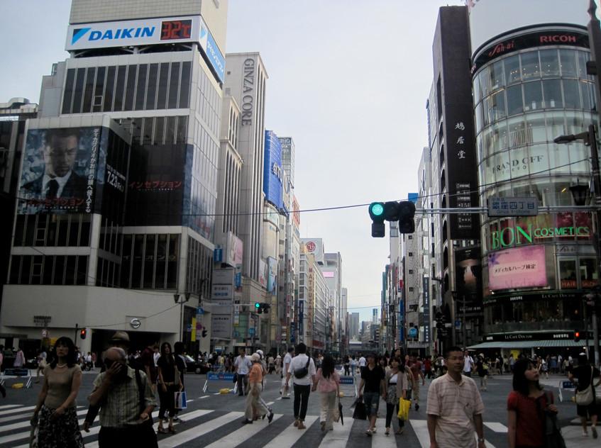 Tokyo Tokio Ginza
