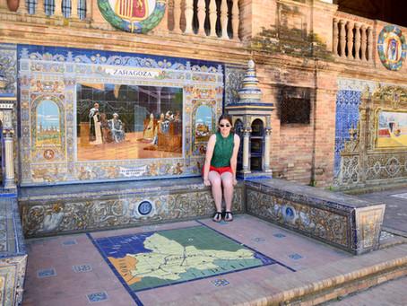 Sevilla, de stad van de duizenden tegeltjes