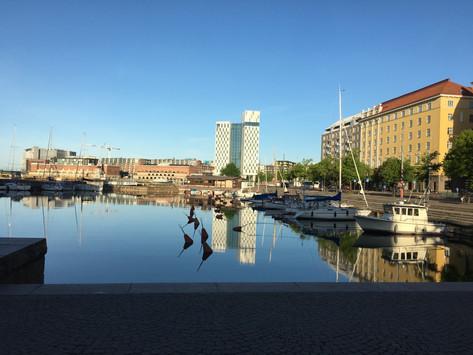 Scandinavië, een rondreis met het OV: het laatste deel van onze reis in Helsinki