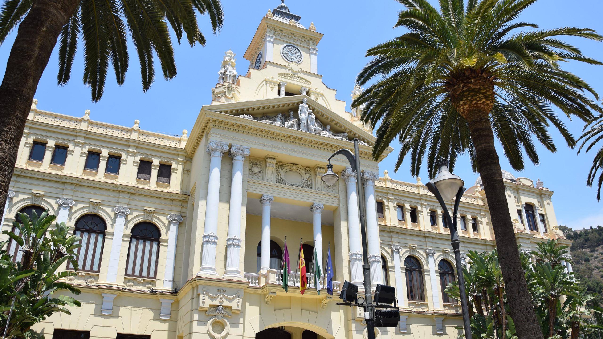 Malaga Andalusië