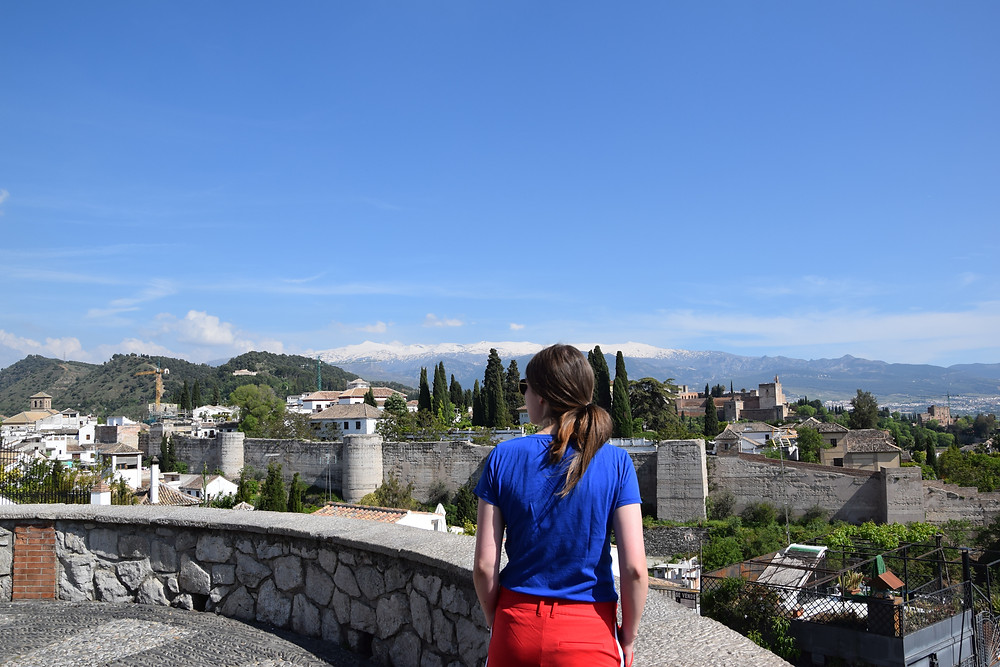 Granada Mirador San Nicolás