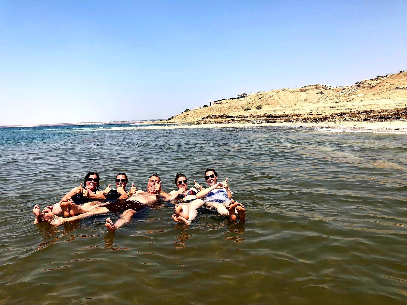 Jordanie Dode Zee Dead Sea