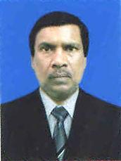 Dijaraja Biswal, Principal, Jiral College, Jiral