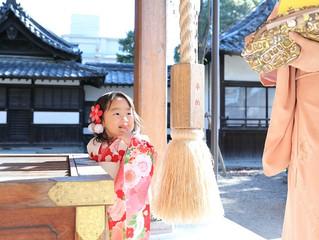 七五三出張撮影 野見神社