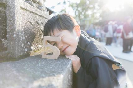 七五三 出張撮影大阪