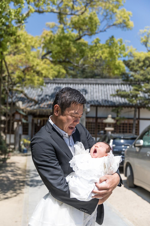 お宮参り 出張撮影京都