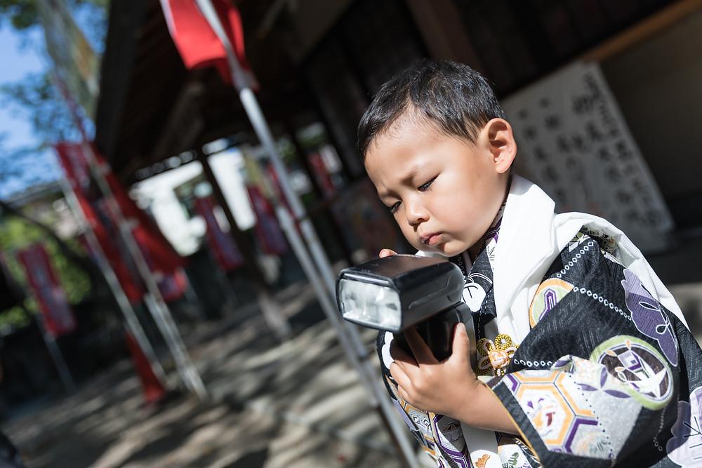 七五三 出張撮影大阪 出張カメラマン