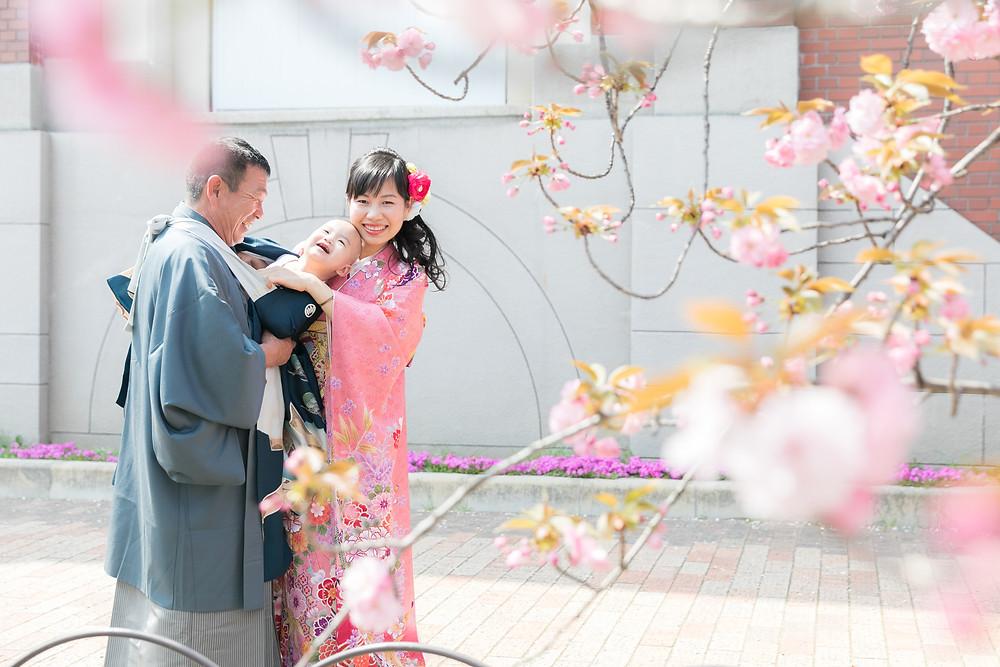 家族写真 大阪 人気