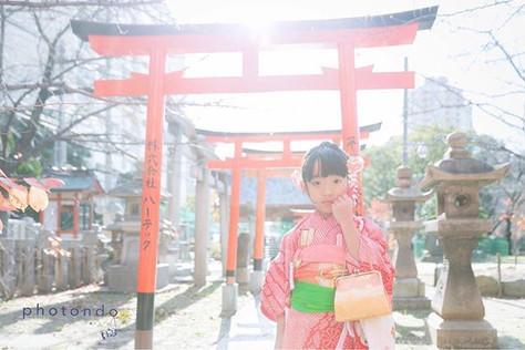 七五三  出張カメラマン大阪