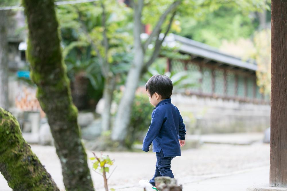 お宮参り 出張フォト 京都