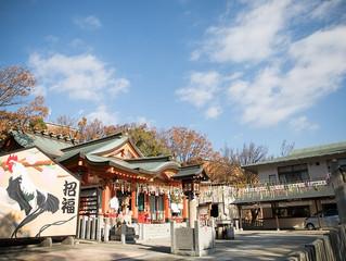 片山神社お宮参り 出張撮影