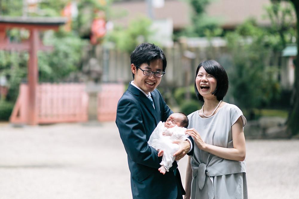 お宮参り 奈良出張撮影