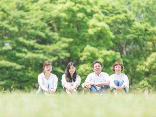 大仙公園 家族写真 出張撮影