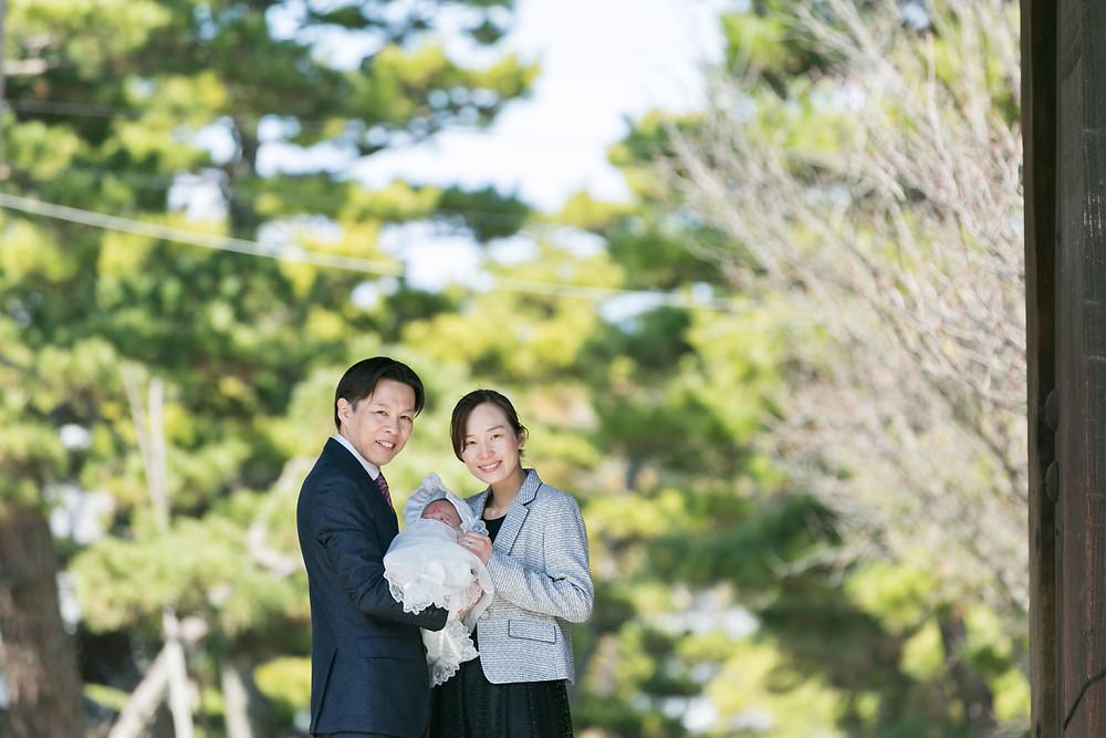 お宮参り出張撮影 京都