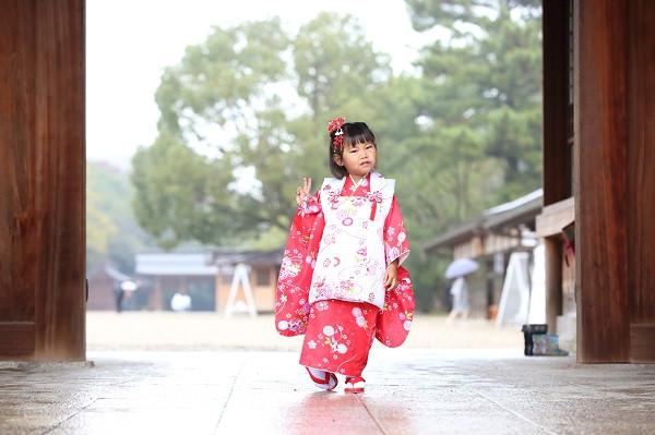 七五三 出張写真撮影 大阪