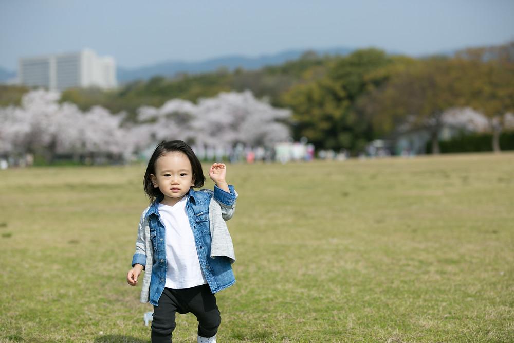 ファミリーフォト 出張カメラマン 大阪