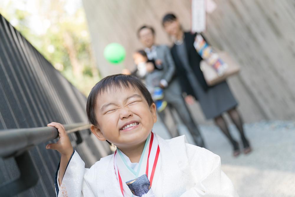 七五三出張撮影 大阪