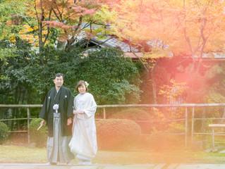 結婚式 豊国神社 出張撮影