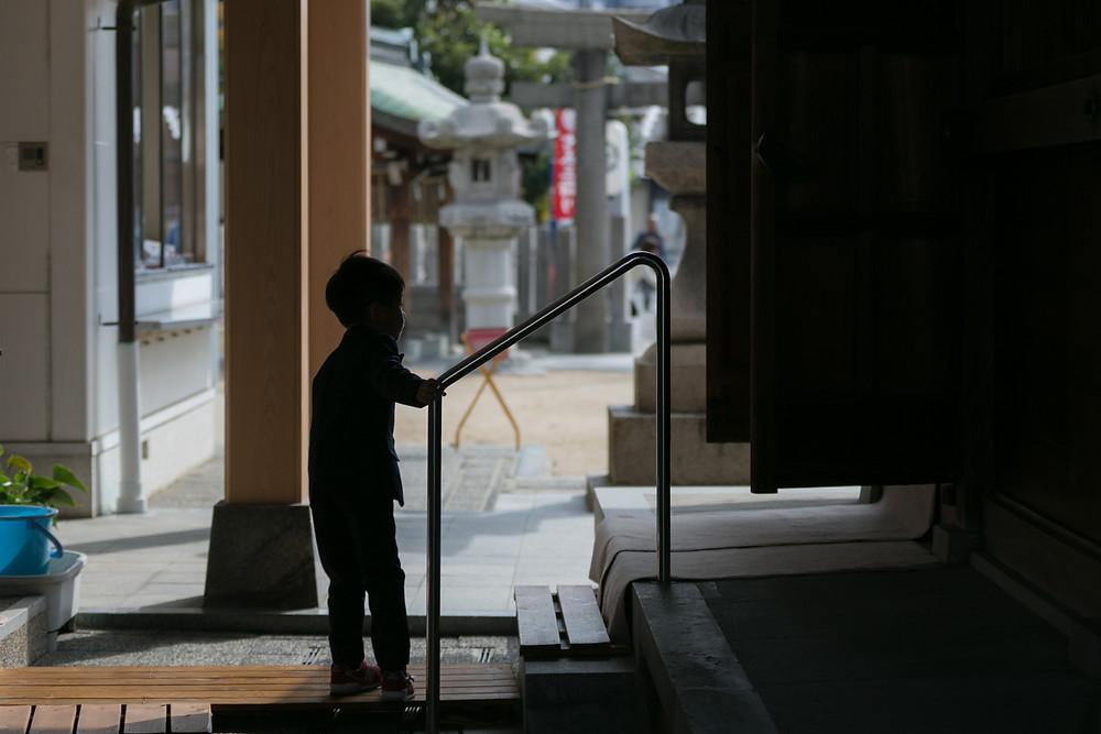 ロケーション撮影 大阪