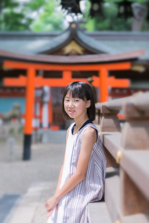 ハーフ成人式 出張撮影大阪