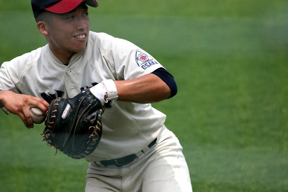 大阪 出張写真撮影 野球 格安