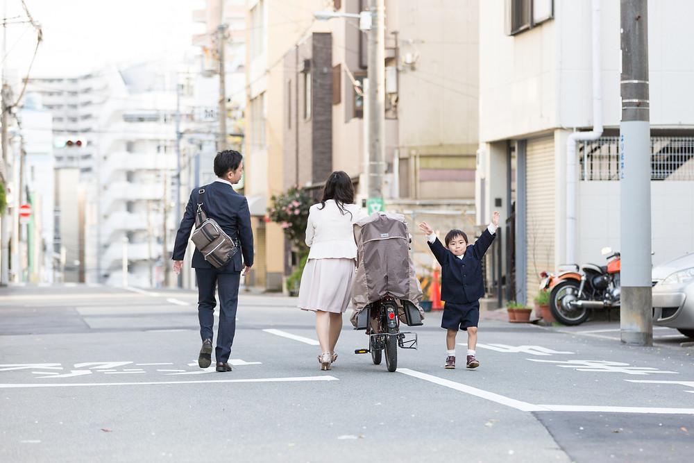 家族写真 出張撮影 神戸
