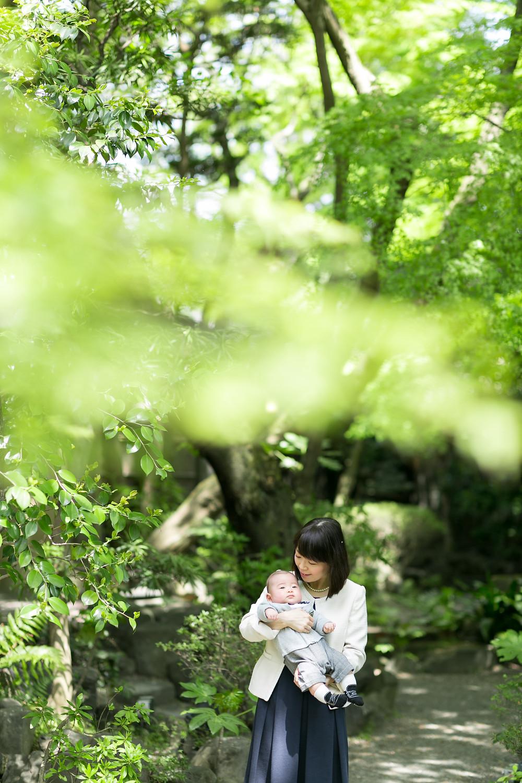 お食い初め撮影 京都 出張撮影