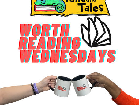 Worthy Reads: Tails and Tales #11