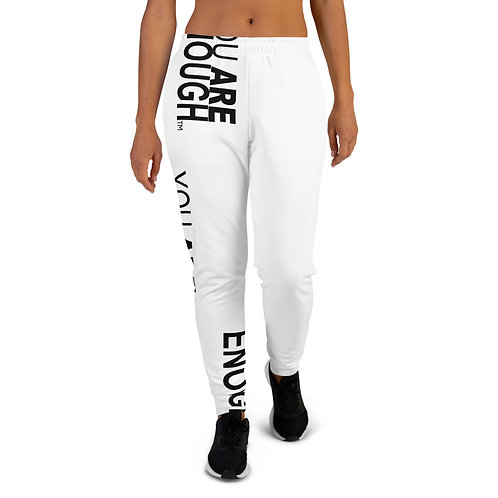 You Are Enough Women's Joggers